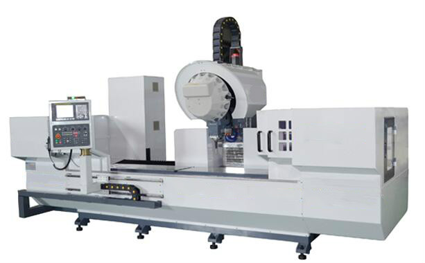 CNC Drilling & Tapping & Milling Machine