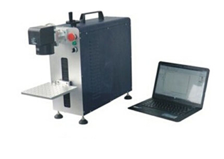 Portable fiber laser marking machine PT-FM10/20W