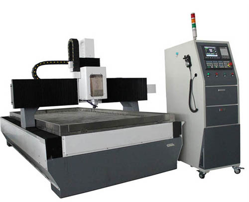 Metal cnc engrave machine